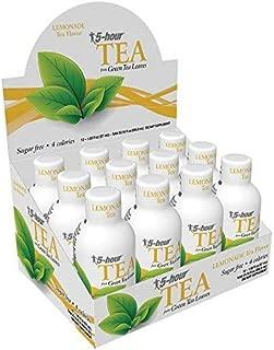 5-hour Energy Tea from Green Tea Leaves (LEMONADE TEA)