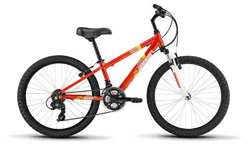 "Diamondback Bicycles Octane 24 Youth 24"" Wheel Mountain Bike, orange"