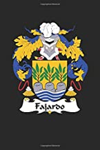 Fajardo: Fajardo Coat of Arms and Family Crest Notebook Journal (6 x 9 - 100 pages)