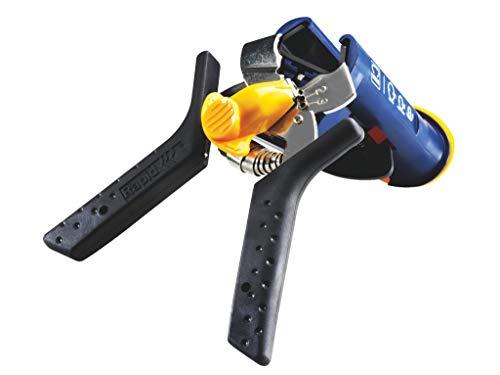 Rapid, 24311200, Pince de jardin, Avec chargeur, 3 positions de serrage, Chargement rapide, GP238 Rouge 6-11-16 mm
