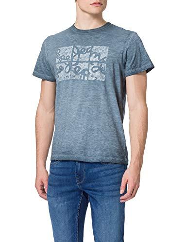 Pepe Jeans Yoram Camiseta, 583 Temas, XXL para Hombre