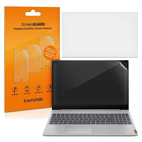 """kwmobile Set de 2X láminas Protectoras Compatible con Lenovo IdeaPad S340 (14"""") - Protector de Pantalla para portátil - Mate"""