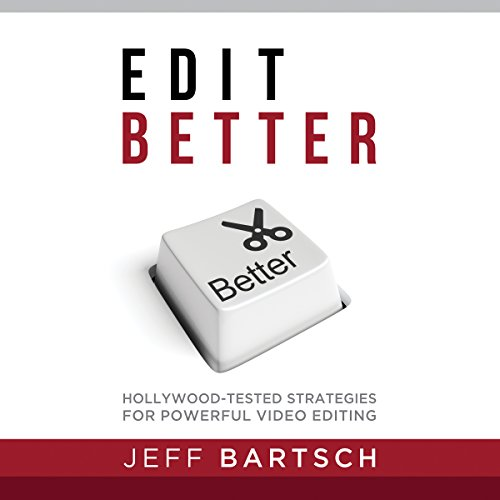 Edit Better audiobook cover art