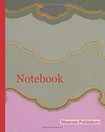 Notebook: Tenture murale 2, L'harmonie des couleurs, Guichard, Édouard, b. 1815, Paint on paper, 1880
