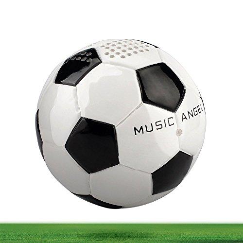 Lautsprechermagnet mit Bluetooth 4.0 Multi Colors LED Wireless 360 ° mit Schiebemikrofon
