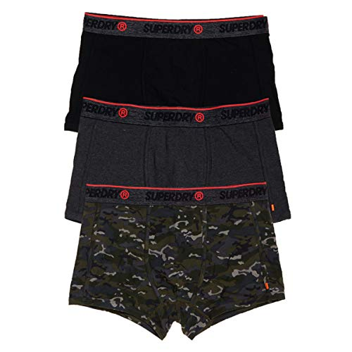 Superdry O.L. Sport Boxer (3-pack) Heren