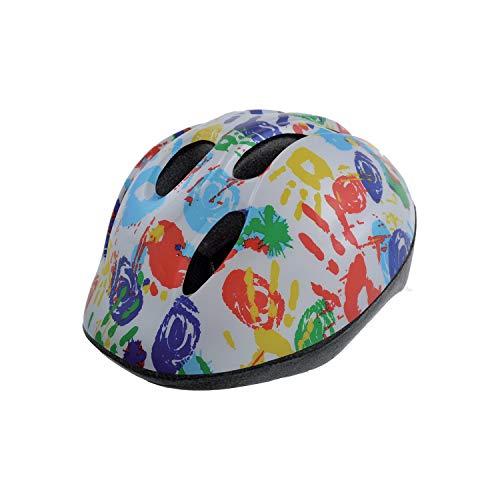 Helmet - Casco de Bicicleta para niños - Retroiluminado - Estampado de...
