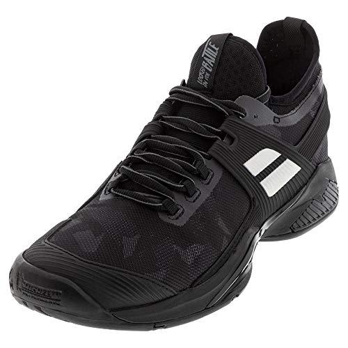 Babolat Men`s Propulse Rage All Court Tennis Shoes Black (11)