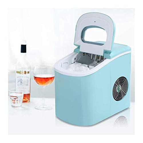 DBSCD Máquina automática de Hacer Hielo, máquina de Hacer Hielo Redondo de Bala de 95 W para el hogar, 12 kg/24 h para cafetería Familiar