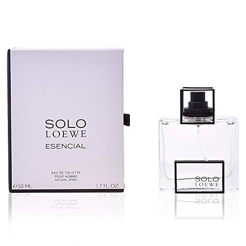 Loewe Solo Esencial Eau De Toilette Vaporizzatore - 100 Ml