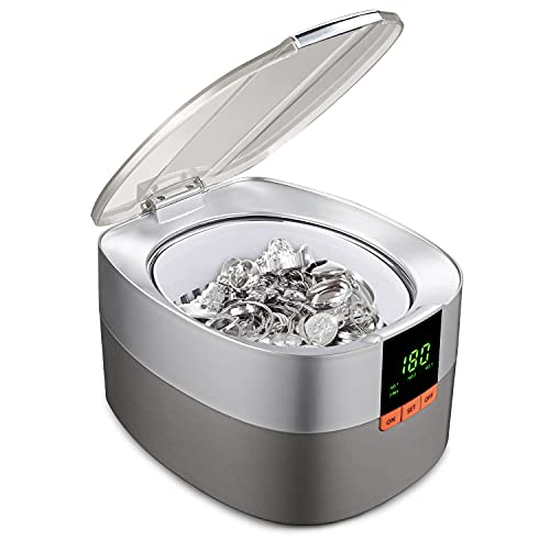 750mL Professional Ultrasonic Cleaner Now $32.19