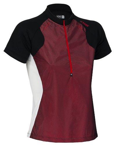 Rono t-Shirt pour Femme Top x XS Noir - Noir