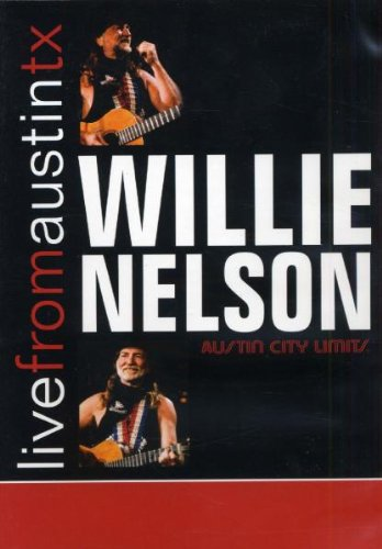 Willie Nelson - Live From Austin TX (+ Audio-CD) [2 DVDs]