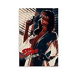 Sin City Filmposter, dekoratives Gemälde, Leinwand,