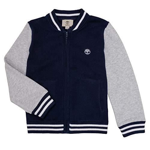 Timberland MAX Sweatshirts und Fleecejacken Jungen Blau - 8 Jahre - Sweatshirts