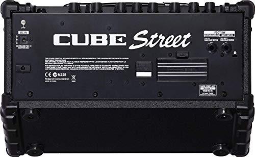 Roland CUBE-ST Street Battery-Powered 5-Watt Stereo Amplifier,Black,medium
