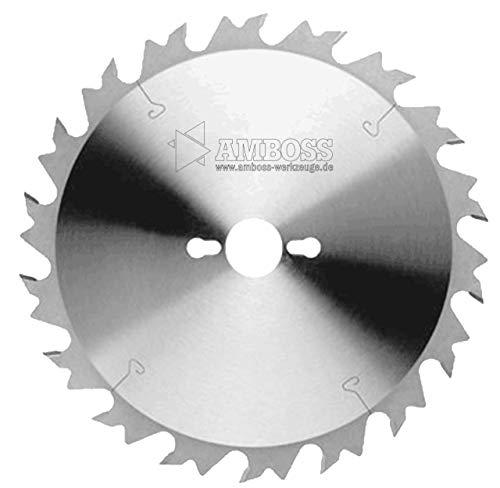 HM Kreissägeblatt für Brennholz - 700 x 4.2 x 30 Z=42 LWZ | Wechselzahn mit Spanabweiser | Nebenlöcher: Keine
