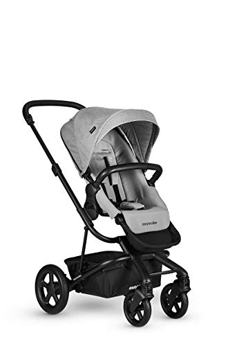 Easywalker Harvey2 - Cochecito de bebé, color gris