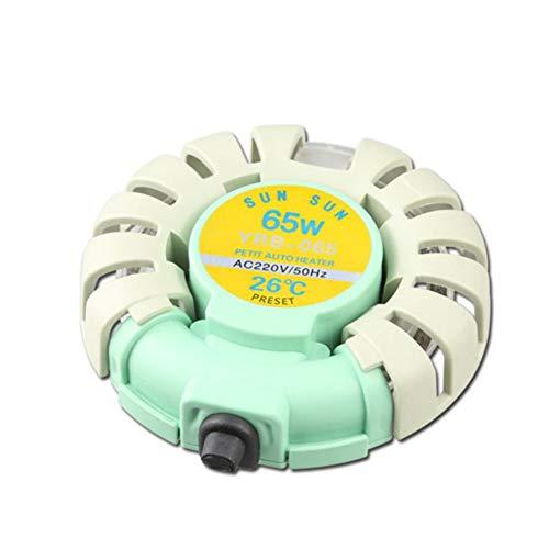 J&Z Calentador, Cuarzo Regorer Calentador Calentador De Acuario, Mini Aquarios Mini Pequeños Automáticos - Termostato, A Prueba De Explosiones, 65W