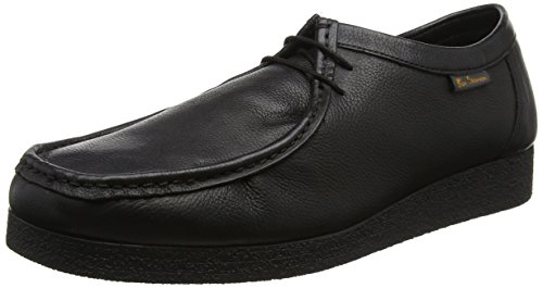 Ben Sherman QUAD, Herren Slipper, Black (Black 001), 45 EU (11 UK)
