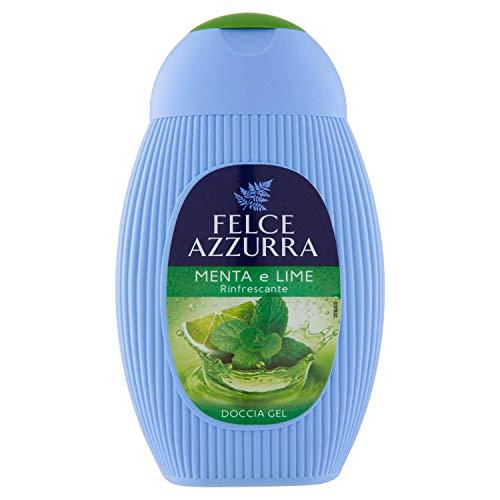 Felce Azzurra Duschgel Mint & Lime - Duschgel mit einer frischen Note der Limette, 250 ml