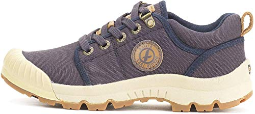 Aigle Tenere Light Low CVS W, Chaussures de Randonnée Basses Femme, Bleu (Darknavy 001), 41 EU