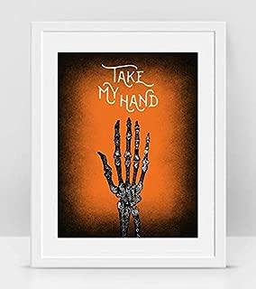 Rainbow Store Human Anatomy Art, Halloween Poster, Skeleton Hand Art, Human Skeleton Art, Halloween Printables, Hand Anatomy Poster, Anatomy Print, Gothic