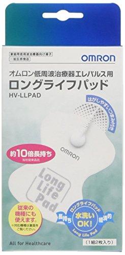 オムロン 低周波治療器用 交換パッド ロングライフパッド (3組6枚入) HV-LLPAD-3P
