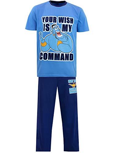 Disney Pijama para Hombre Aladdin