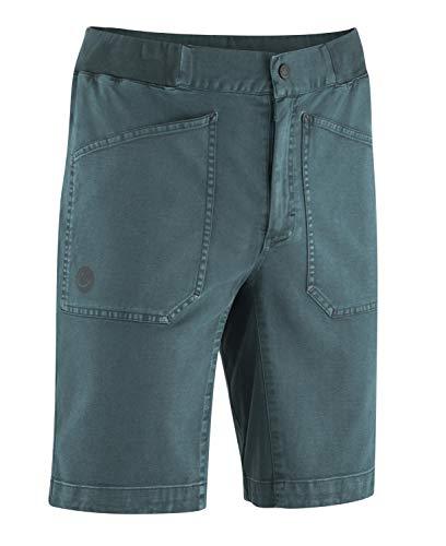 EDELRID Kamikaze Short pour Homme XL Sarcelle