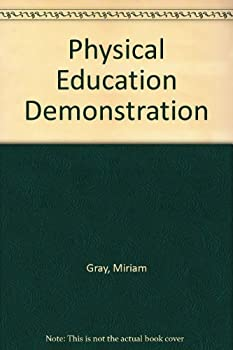 Hardcover Physical Education Demonstration Book