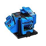 Ajcoflt Máquina afiladora de brocas Afiladoras para taladradoras eléctricas universales multifuncionales Herramientas de pulido industrial para el hogar