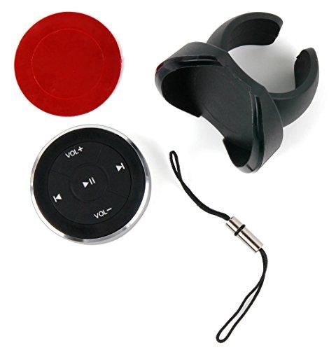 DURAGADGET Mando inalámbrico para Control Multimedia de su OPPO AX7, LG Q60. Incluye Accesorios.