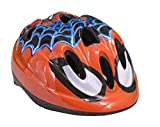 Toim- Spiderman Casco, Color Rojo/Blanco/Negro/Azul, 50 centimeters/56 Centimeters (85-10860)