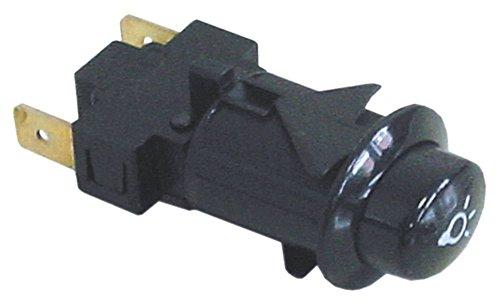ROLD Druckschalter für MBM-Italien G6SFE6, G6SFEA6, G4SF6, G6SF6, G6SFA6, Dexion MG066, ME106, MG106 für Gasherd, Backofen 250V