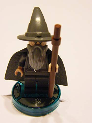 Unbekannt Dimensions, Gandalf mit Toy-Tag , Lego, für (PS4, PS3, Xbox ONE, Xbox 360, WII U)