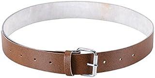 Alyco 196885 - Cinturon de cuero de alta calidad y cierre metalico