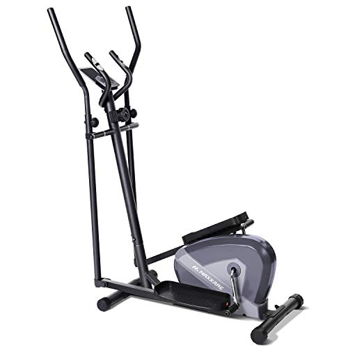 MaxKare Exercise Bike Cardio Training Elliptical Trainer