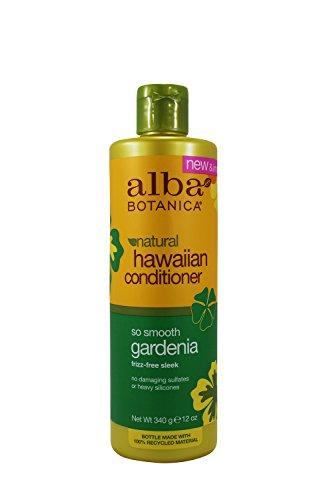Alba Botanica Après-shampooing hydratant - Parfum délicat de gardénia - 360 ml