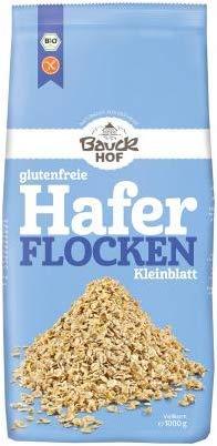 glutenfreie Haferflocken - Kleinblatt 1 kg