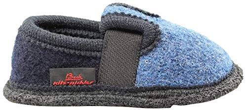 Beck Bobby 756, Unisex-Kinder Hausschuhe, Blau (blue), EU 25