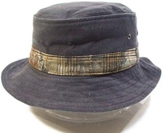 telco帽子 ベルトラインハット 濃グレー サイズ59