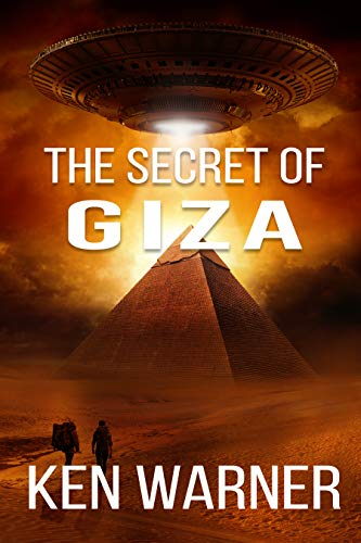 The Secret of Giza (The Kwan Thrillers Book 1) by [Ken Warner]