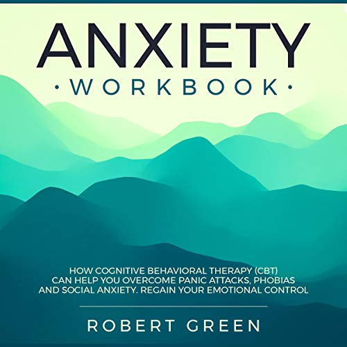 Couverture de Anxiety Workbook