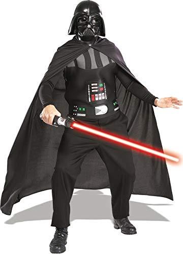Star Wars St-5217 - Costume da Dark Vader (Dart Fener) con Spada Laser