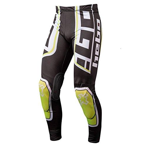 Hebo HE3172YXXL Trial Race Pro II Hose, Gelb, Größe XXL