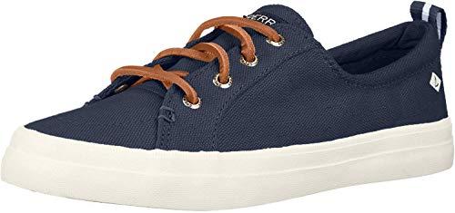 Sperry Crest Vibe, Sneakers Basses Femme, Bleu (Navy 000), 36 EU