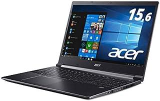 Acer (エイサー) ノートPC A715-74G-A58U6/F チャコールブラック (Core i5・15.6インチ・Office付き・SSD 256GB・メモリ 8GB)