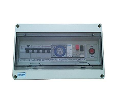 Instalador electricista autorizado 202354 Cuadro Electrico para Piscina