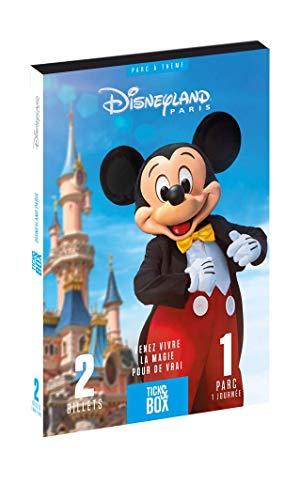 Tick&Box - Coffret Cadeau Entrées Parc Disneyland Paris